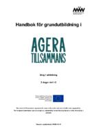 Agera tillsammans – Handbok för grundutbildning 2020-12-11