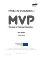 MVP – Handbok för grundutbildning 2021-02-17